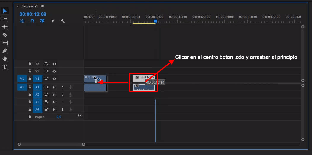 Como editar vídeos para Youtube en premier