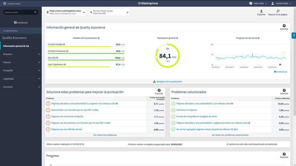 siteimprove-quality-assurance-general